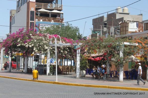 El Chaco main street